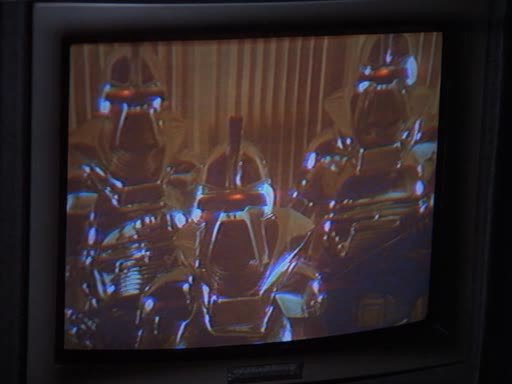 Cylons on the Screen
