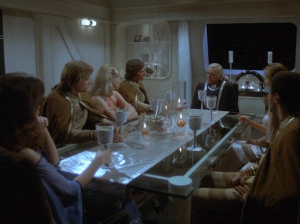 A Dinner With the Adama Family