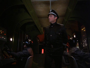 Evil Space German Commander