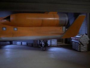 The Shuttle on BSG