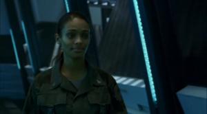 Battlestar Reimagined recruits their own Lt. Nyota Uhura.
