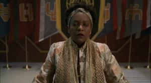 Priestess Elosha.