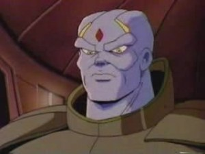 Phaeton, leader of the Neo-Sapiens (Exosquad)