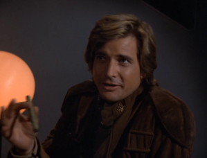 Lt. Starbuck of Battlestar Galactica? Or Templeton Peck of the A-Team?  In the end, was there a difference?