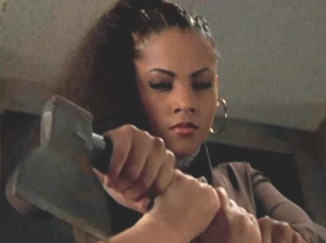 "Kendra from ""Buffy: The TV Series.""  Can someone tell me why ""Feminist Men"" like killing (or sidelining) Women of Color?"