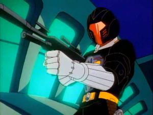 Even COBRA uses Evil Robots