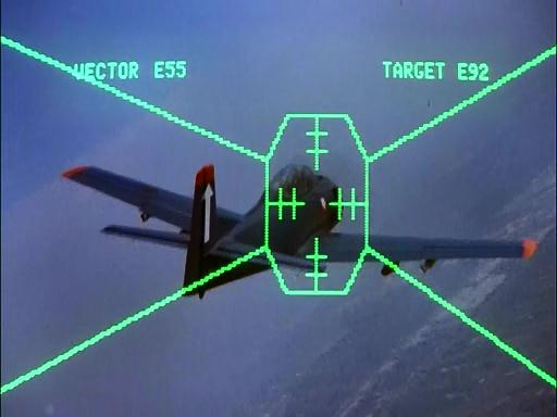 Targeting the Fuel Tanks of an Armed Plane.  That is equipped with explosives.